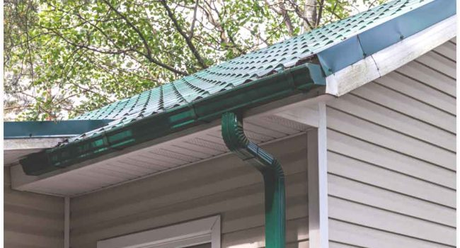 roof drainage system